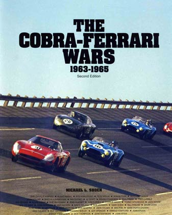 1963-1965 cobra-ferrari wars