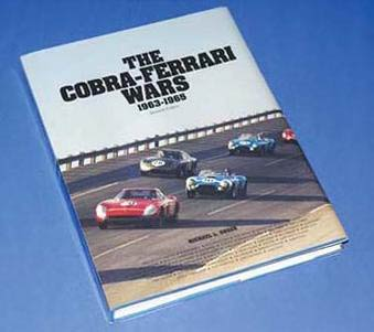 Cobra Ferrari wars - book