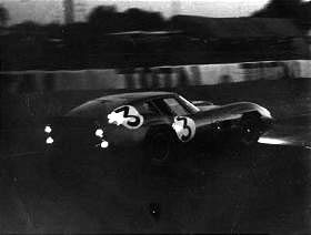 Daytona coupe night
